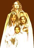 Jon y familia en Olias